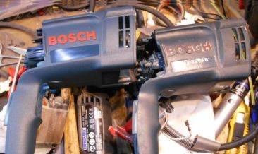 Bosch nowa obudowa