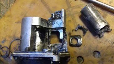 Bosch uszkodzony tłok