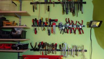podręczne narzędzia